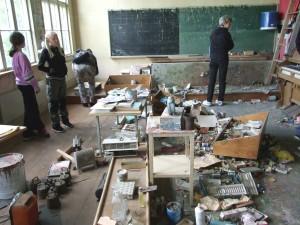 DSCF9188-Stökigt klassrum